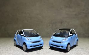 Xcartoys Smart Fortwo Coupe & Cabrio
