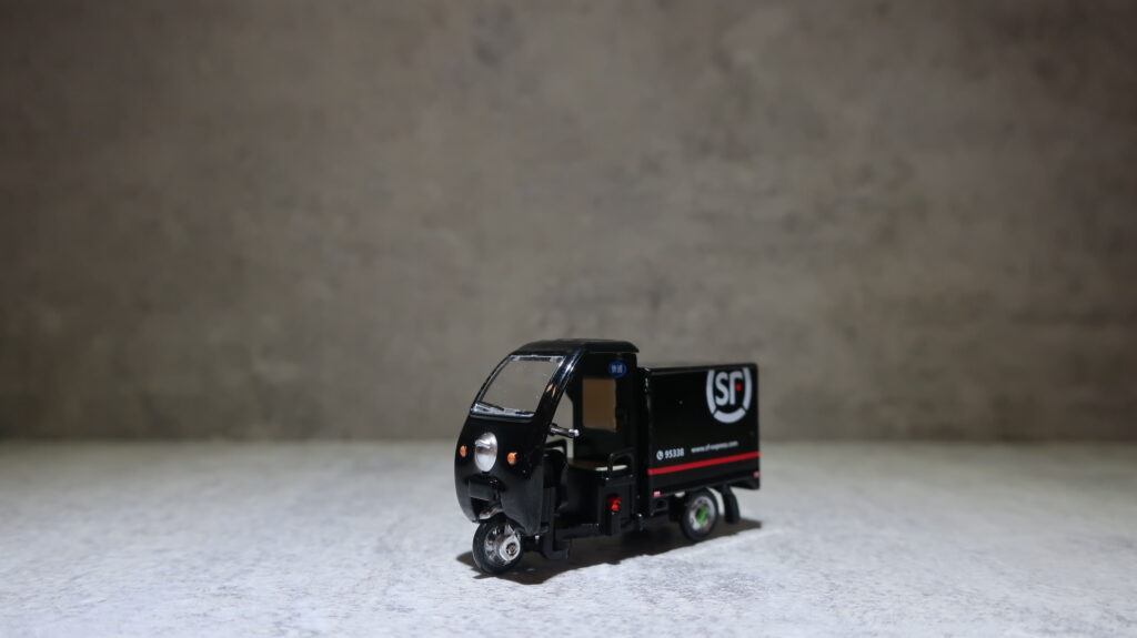 Tiny微影 Motor Tricycle SF Express