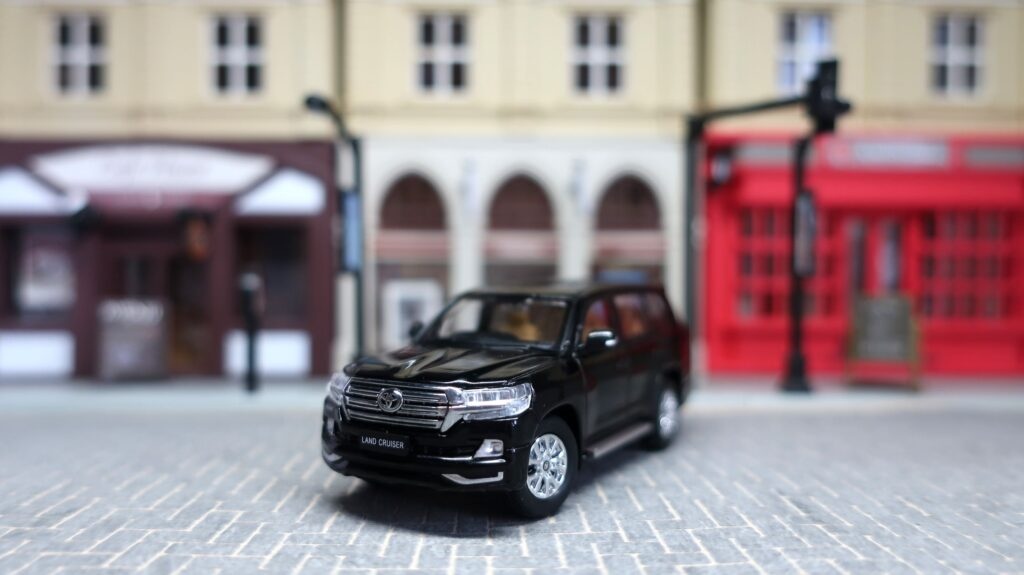 Gaincorp Products G.C.D Toyota Land Cruiser 200