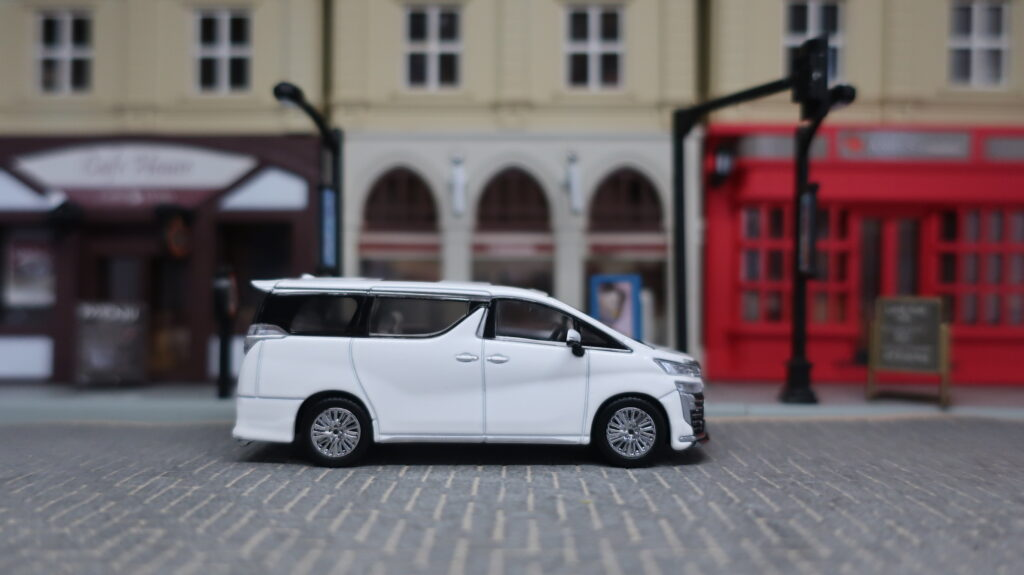 Gaincorp Products GCD Toyota Vellfire